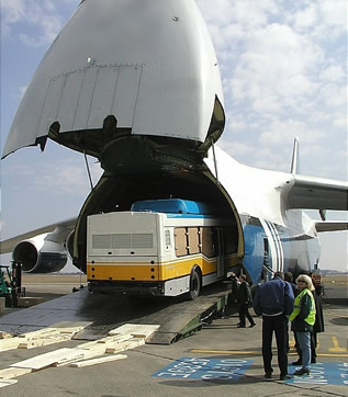 Heavy Air Cargo